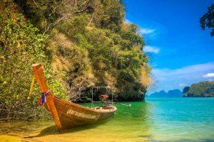 Thailand - Banc Sabadell - Speed Boat Tour Phuket @Jo Aigner