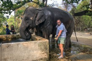 Thailand - Jack Daniels Group - Elephant Camp @Jo Aigner