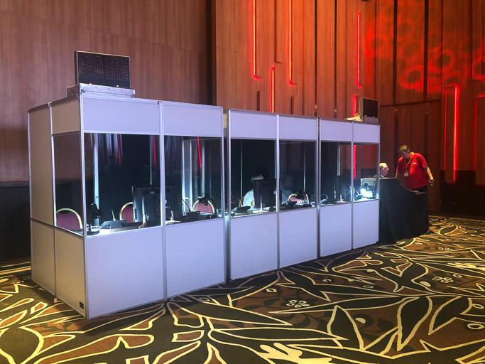 Thailand - Manitou Event - Translation Booths, Phuket @Jo Aigner