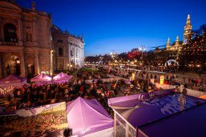 Austria - Milka - Nikolo Fest Burgplatz Vienna