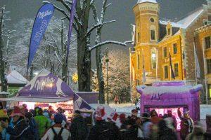 Austria - Milka - Promotion Ski World Cup Tour Schladming @Jo Aigner