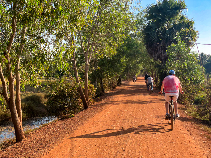 Cambodia - Skjodt Family Trip - Bike Tour Siem Reap @Jo Aigner