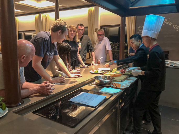 Vietnam - Skjodt Family Trip - Halong Bay Cooking  Class On Ginger Cruise @Jo Aigner