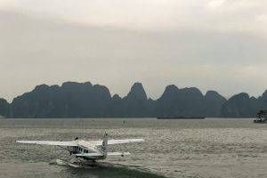 Vietnam - Skjodt Family Trip - Seaplane flight from Halong Bay to Hanoi @Jo Aigner