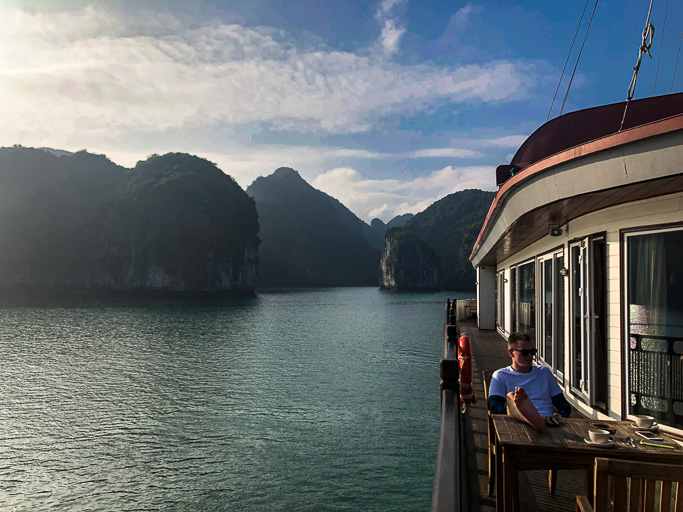 Vietnam - Skjodt Family Trip - Halong Bay @Jo Aigner