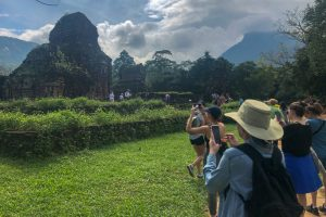 Vietnam - Skjodt Family Trip - Jeep Tour To My Son Temple @Jo Aigner