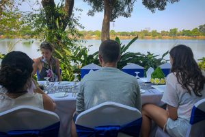 Cambodia - Skjodt Family Trip - Private Lunch In Angkor @Jo Aigner