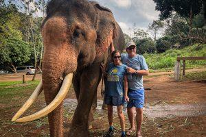 Thailand - Skjodt Family Trip - Patara Elephant Camp Chiang Mai @Jo Aigner