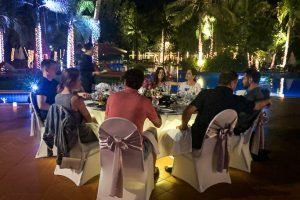Cambodia - Skjodt Family Trip - Private Dinner At Sofitel Siem Reap @Jo Aigner