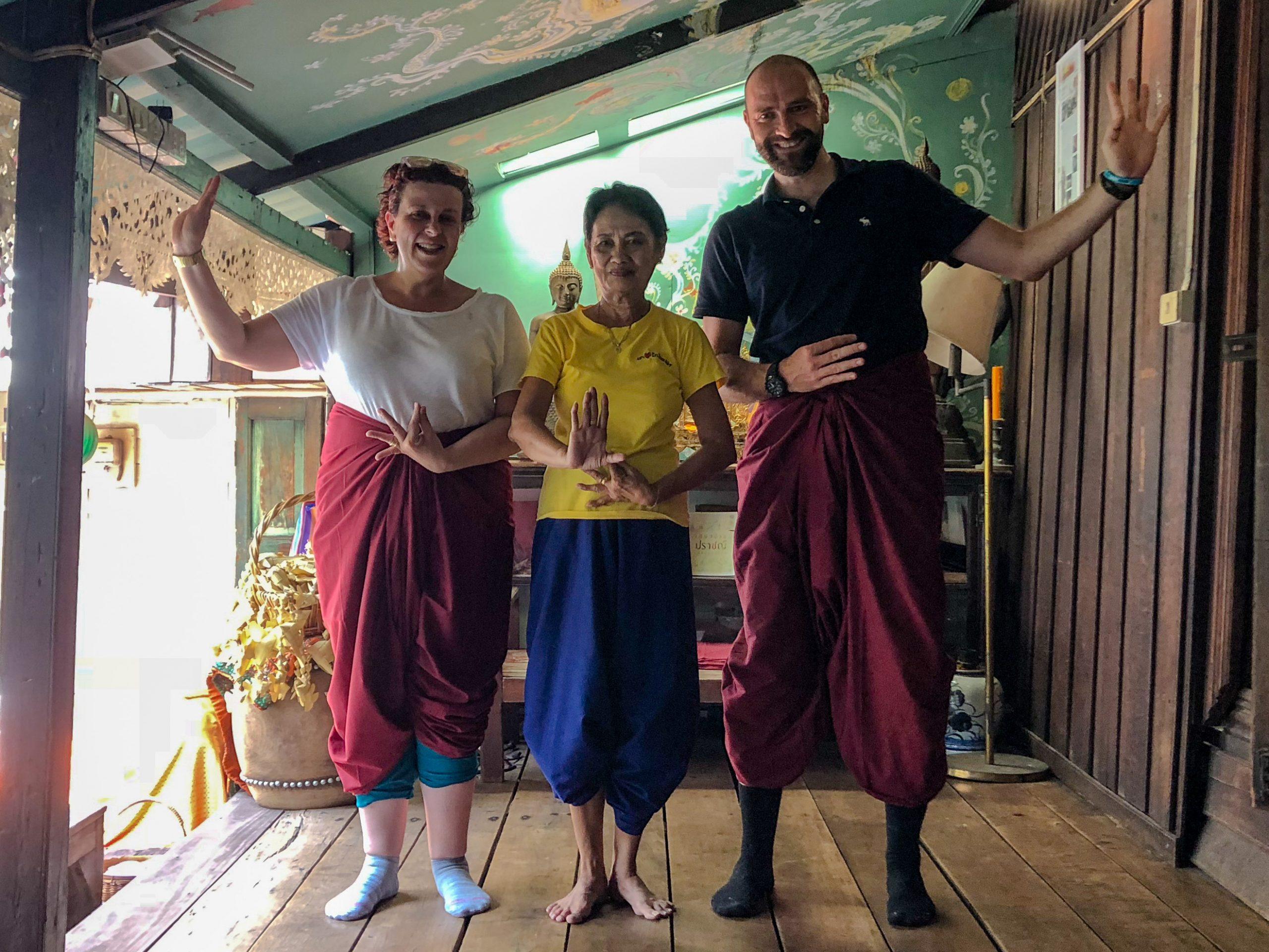 Pangea Travel Spain Inspection Trip, Thailand
